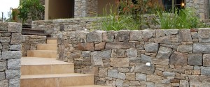 limstone wals for landscaping