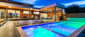 pools, decks, landscaping